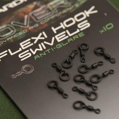 Covert Flexi Hook Swivels